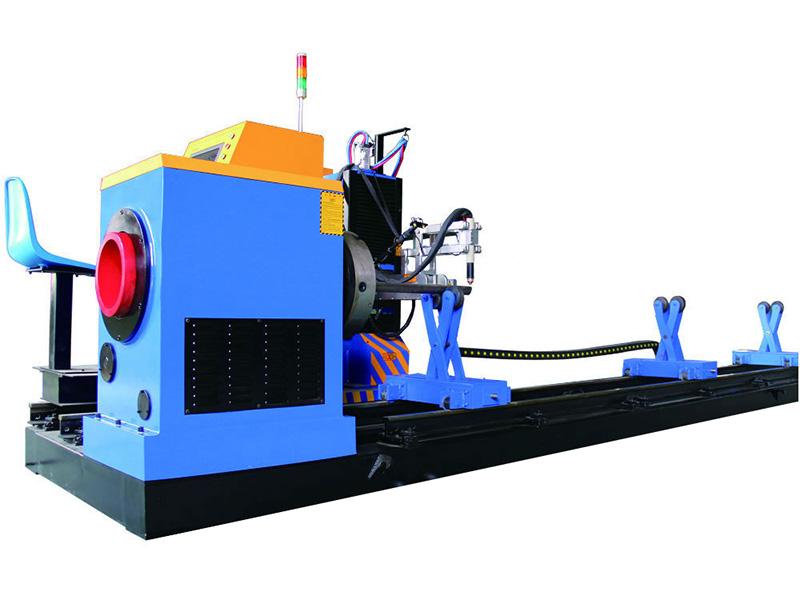 دھاتی ٹیوب کاٹنے والی مشین