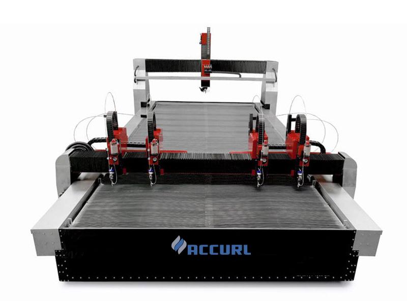 منی واٹر جیٹ کاٹنے کی مشین