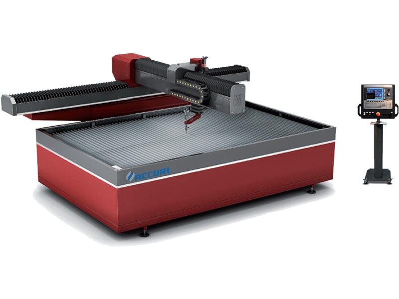 پانی جیٹ کاٹنے کی مشین