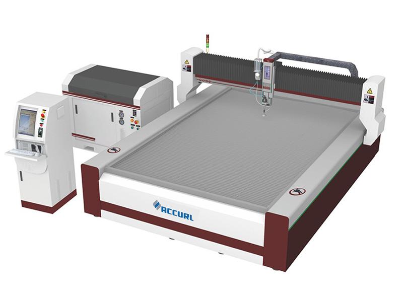 پانی جیٹ جھاگ کاٹنے کی مشین